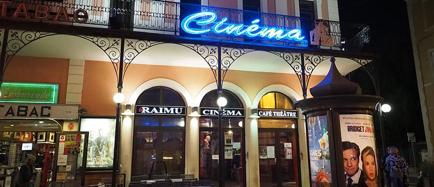 Cinéma Raimu – COGOLIN  Site officiel de la mairie