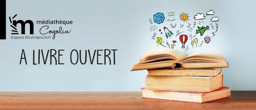 A Livre Ouvert Cogolin Site Officiel De La Mairie